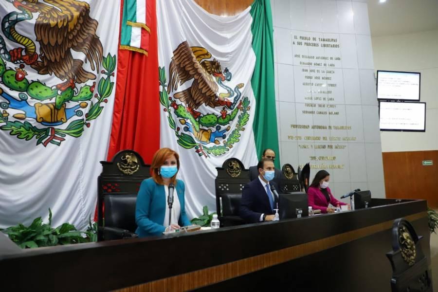 Blinda Congreso de Tamaulipas a gobernador