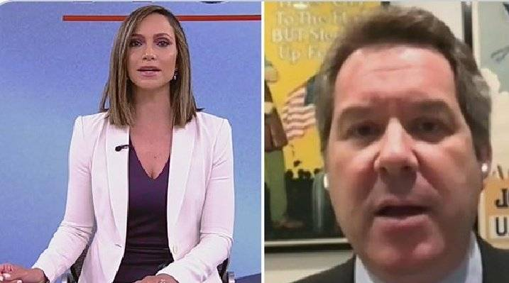 Abogado de Emma Coronel insulta a conductora de TV