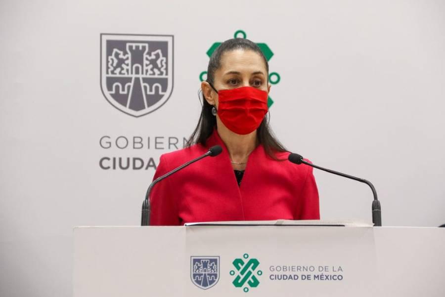 Rechaza Sheinbaum represión a manifestantes