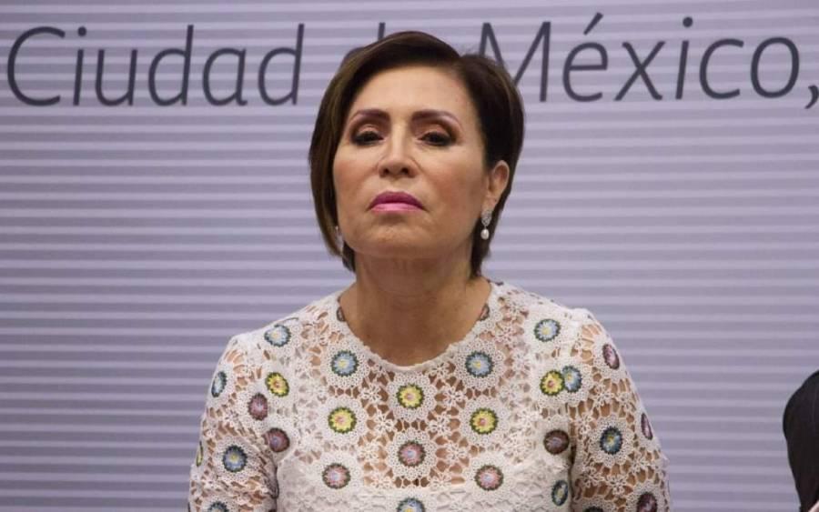 Ofrece Rosario Robles declararse culpable y recibir seis años de prisión