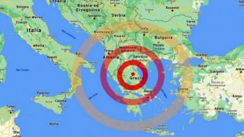 Sismo de magnitud 6.2 remece a Grecia