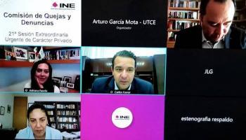 Frena INE uso electoral de vacuna por Morena