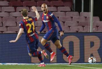Barcelona remonta ante el Sevilla y avanza a la final de la Copa del Rey