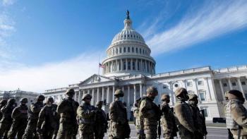 Policía alerta de posible ataque al Congreso de EEUU