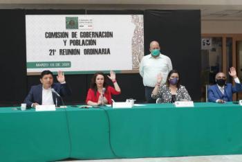 Comisión de Gobernación y Población, de San Lázaro, la más productiva con 139 dictámenes
