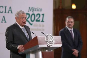 Sólo se aceptará reparación de daños de Vitol si dan nombres de funcionarios sobornados: AMLO