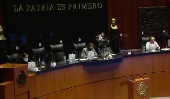 Avala Senado Reforma Eléctrica; va al Ejecutivo