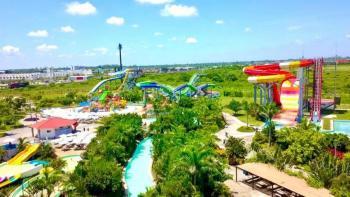 Este viernes reabre el Aquatico Inbursa Waterpark en Veracruz
