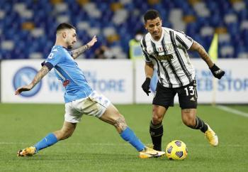Serie A anuncia fecha para el Juventus vs Napoli