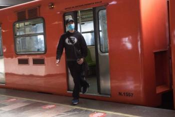 Para evitar aglomeraciones, cierran estación Acatitla de la Línea A del Metro