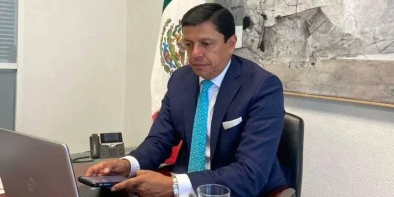 Renuncia Jefe de la Oficina del titular de SRE, Marcelo Ebrard