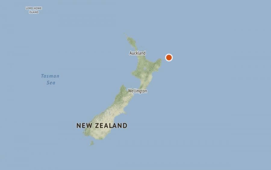 Sismo sacude Nueva Zelanda; alerta por tsunami
