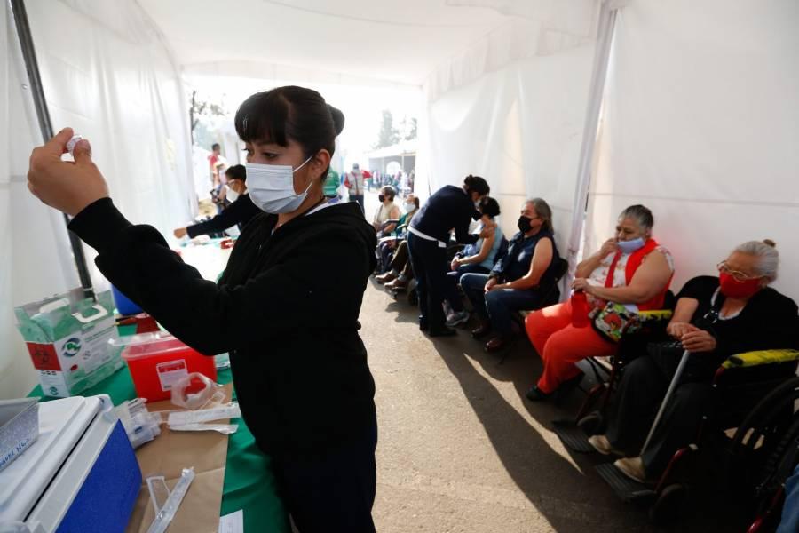 Aplazan vacunación para nuevas alcaldías