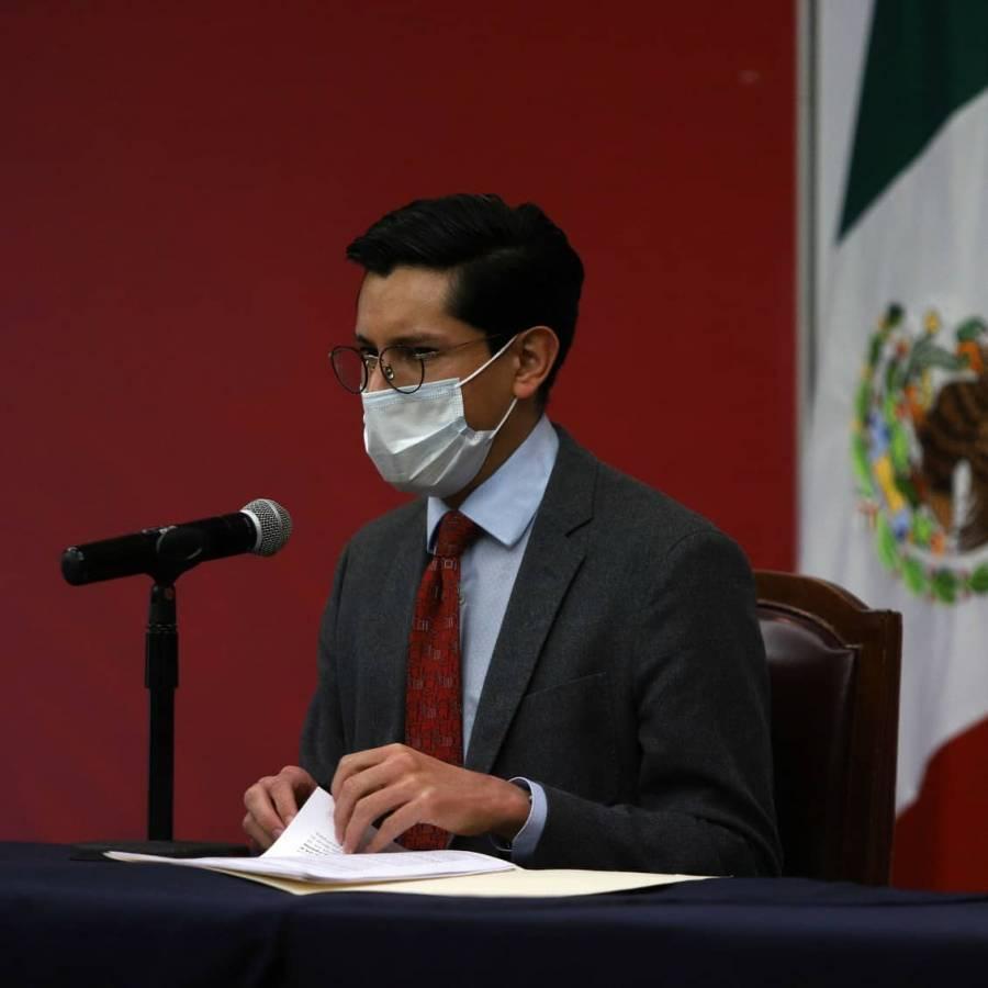 Otorgan facultades de subsecretario en SRE a Roberto Velasco