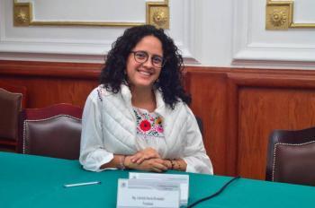 Siguen solicitudes de licencia, ahora diputada Osorio, para irse a contienda por Tlalpan