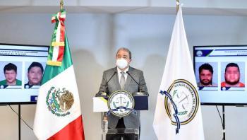 Detiene FGE a 4 presuntos responsables del asesinato de líder de Coparmex