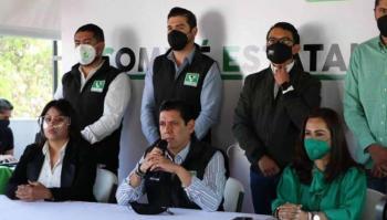 Por violencia, PVEM se baja de contienda en 8 alcaldías de Michoacán