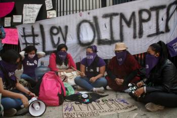 Ley Olimpia aprobada por el Congreso de Hidalgo
