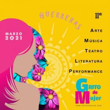 Festival de Cortos Grito de Mujer 2021, para celebrar Dia Internacional de la Mujer