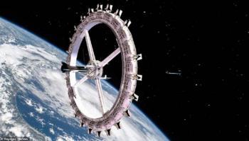 Voyager, primer hotel en el espacio, estaría listo en 2027