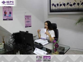 Sesiona IEPC de Guerrero para analizar solicitudes de registro a candidatura, incluida la de Félix Salgado