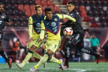 América vence a Tijuana y asciende al segundo puesto en Liga MX