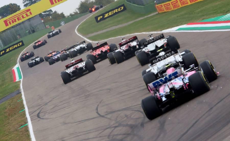 Gran Premio de Azerbaiyán de la F1 se correrá a puerta cerrada