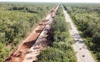 Ceden construcción de Tramo 5 del Tren Maya a militares