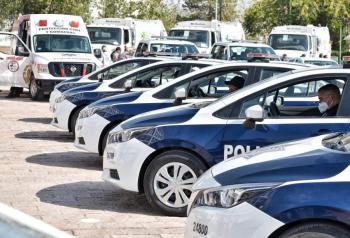 Refuerza Cuautitlán Izcalli sus unidades vehiculares