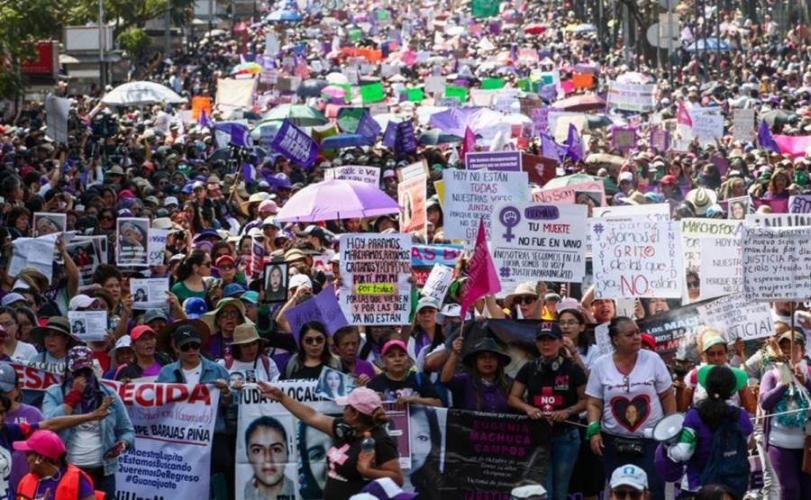 Marcha 8 de marzo: Actividades en CDMX