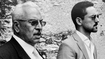 Luis Gerardo Méndez despide a su papá