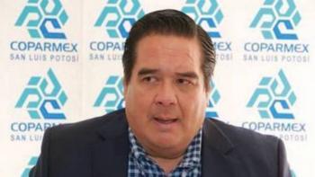 Coparmex reconoce trabajo de autoridades de SLP en el caso de Julio César Galindo
