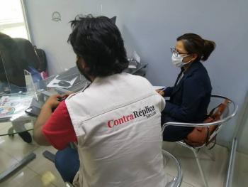 ContraRéplica San Luis Potosí condena la agresión a nuestro periodista y exige castigo