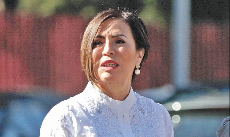 Acusa Rosario Robles violencia política por razón de género