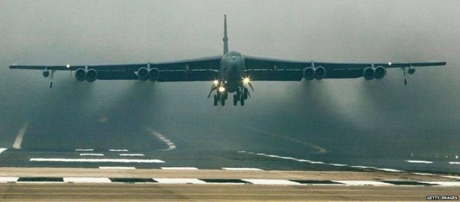 Envía EE. UU. bombarderos a Irán como advertencia