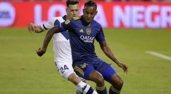 El Boca Juniors goleó al Vélez Sarsfield