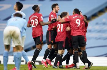 Manchester United se lleva del derbi y rompe racha de victorias del City