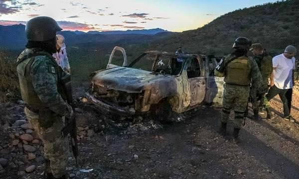 """Captura FGR a """"El Tocayo"""", presunto implicado en masacre a familia LeBarón"""
