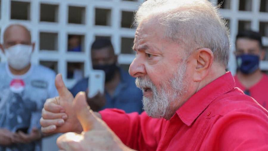 Juez anula condenas contra Lula da Silva