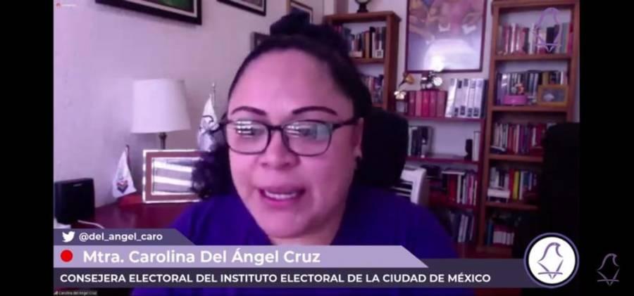 Partidos políticos se comprometen con IECM a evitar violencia política de género