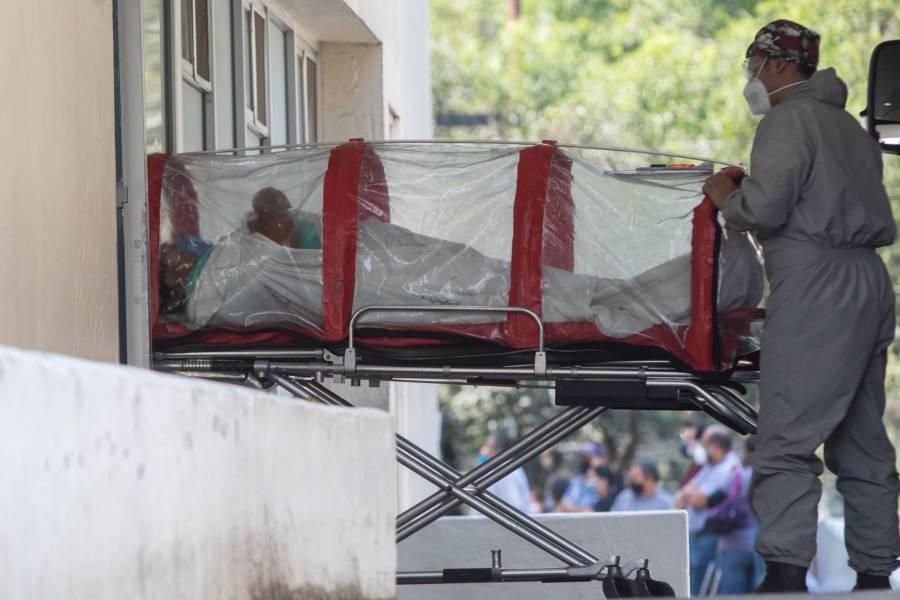 México reporta 2 millones 324 mil 954 casos estimados de COVID-19 y 190 mil 923 fallecidos