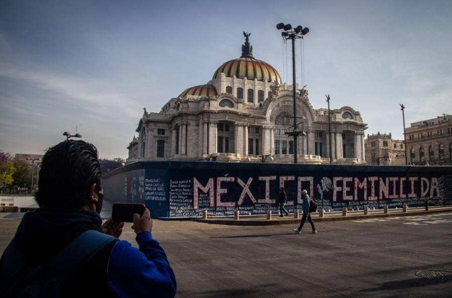 Conoce las rutas de las marchas feministas en la CDMX