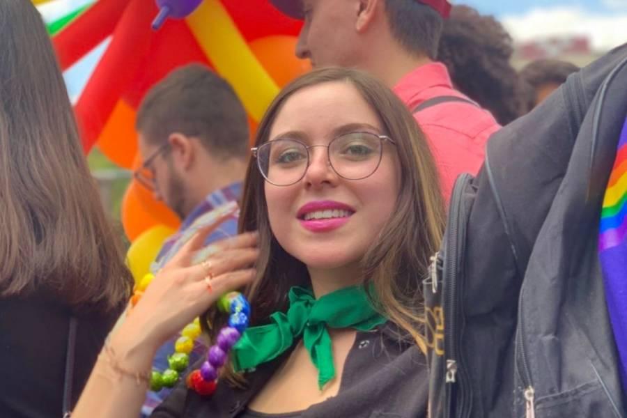 """Estefanía Veloz renuncia a Morena: """"mi lealtad es con las mujeres"""""""