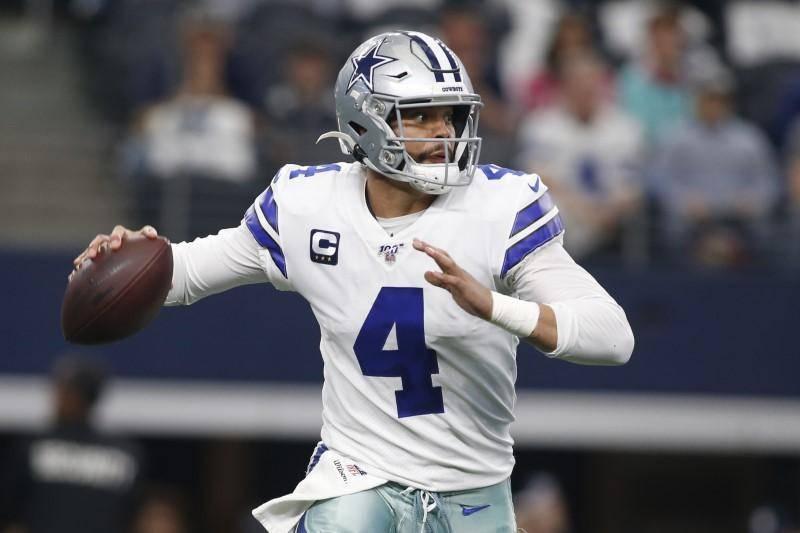 Dak Prescott logra acuerdo millonario con Dallas Cowboys