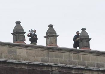 Presidencia y Gob CDMX aseguran que no son francotiradores, son inhibidores de drones