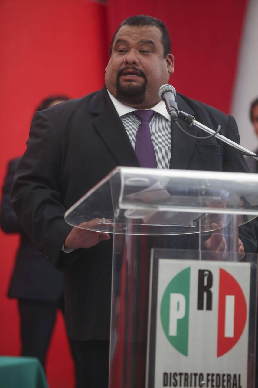Cuauhtémoc Gutiérrez, exdirigente del PRI en CDMX se ampara por presunta trata de personas