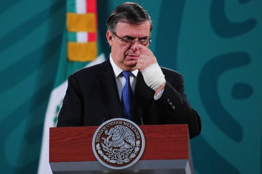 De marzo a junio, México recibirá 22 millones de vacunas chinas: Marcelo Ebrard