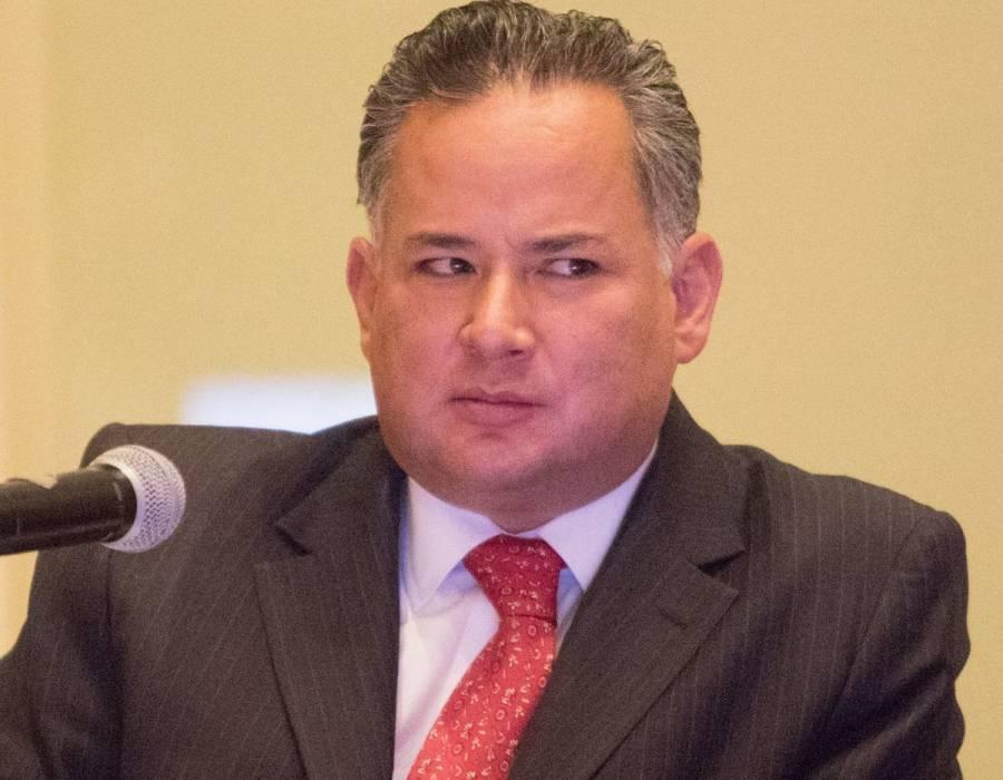 Santiago Nieto rechaza revelar investigación contra Cabeza de Vaca