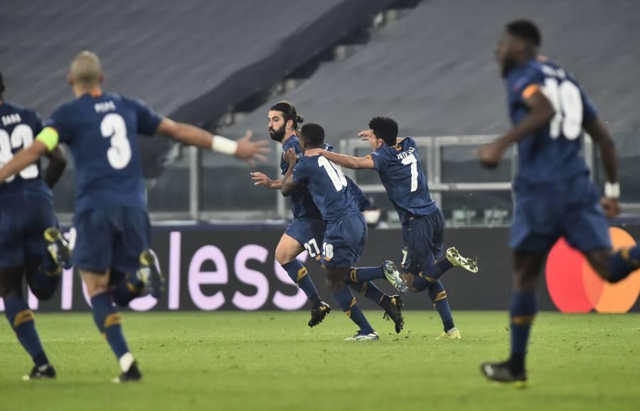 En partido cardíaco, el Porto deja en el camino a la Juventus de Cristiano Ronaldo