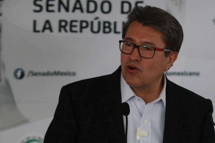 Ricardo Monreal: Regular la marihuana generará ingresos fiscales